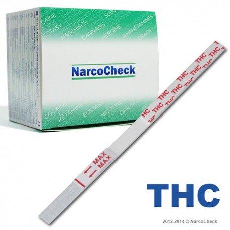 THC urine test