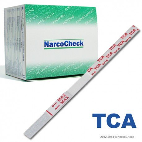 TCA urine test (tricyclic antidepressants)