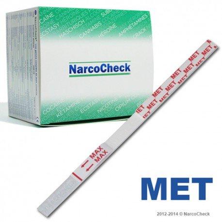 MET urine test (methamphetamine) - NarcoCheck
