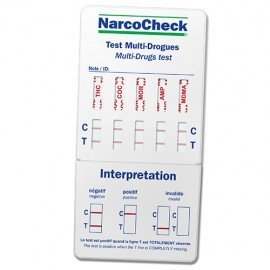Urine test for 5 drugs
