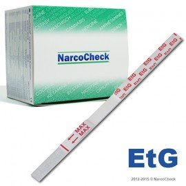 EtG urine test  (alcohol)