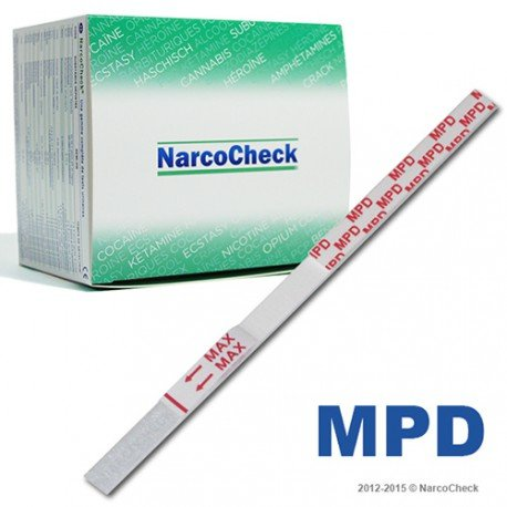 Methylphenidate urine test (Ritalin) - NarcoCheck