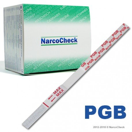 PGB urine test (Pregabalin, Lyrica)
